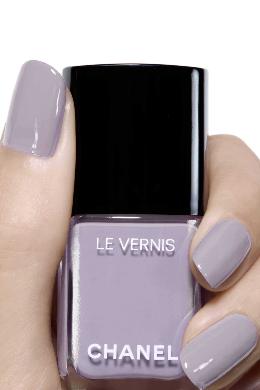 Application makeup visual 2 - LE VERNIS 709 - PURPLE RAY