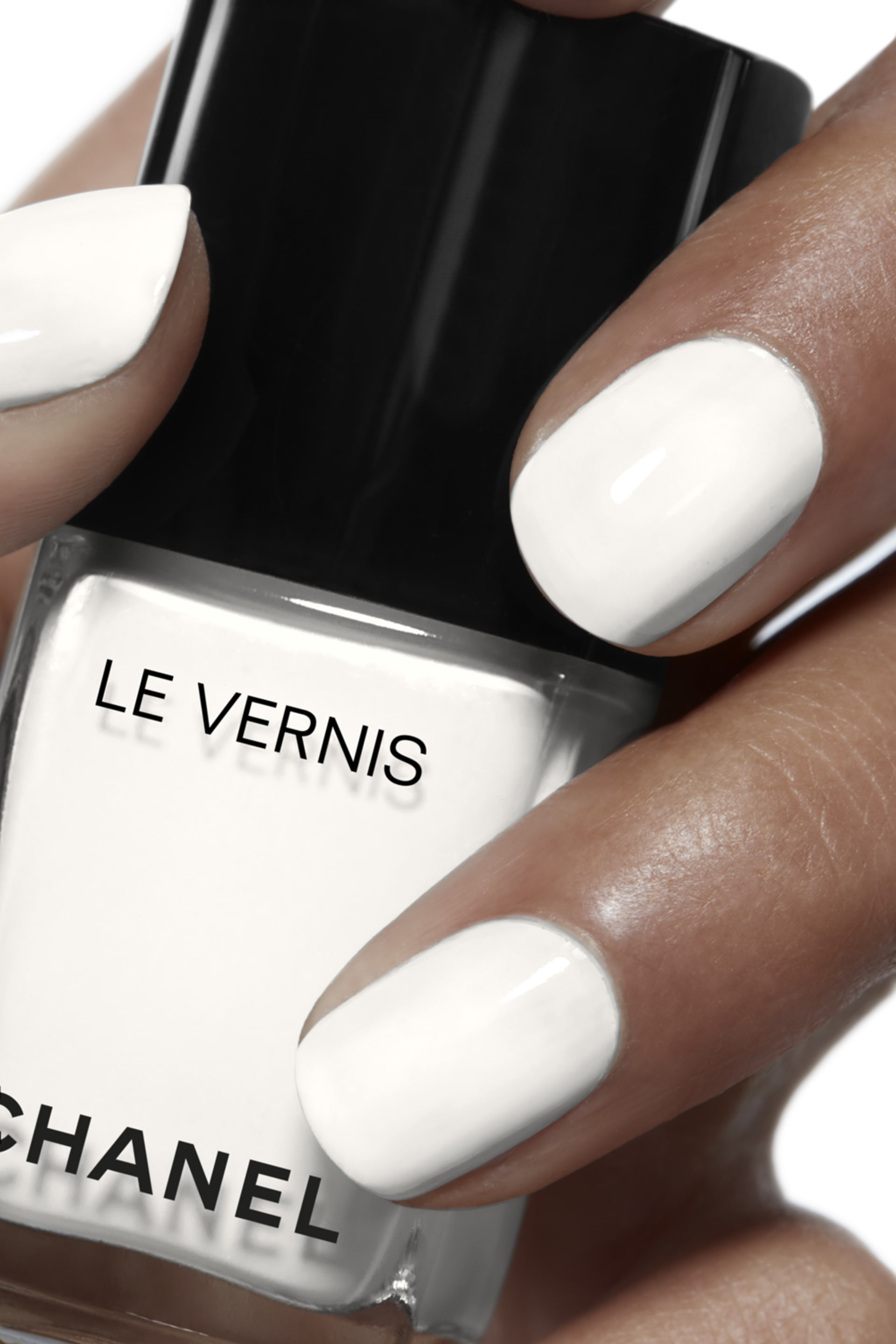Application makeup visual 1 - LE VERNIS 711 - PURE WHITE