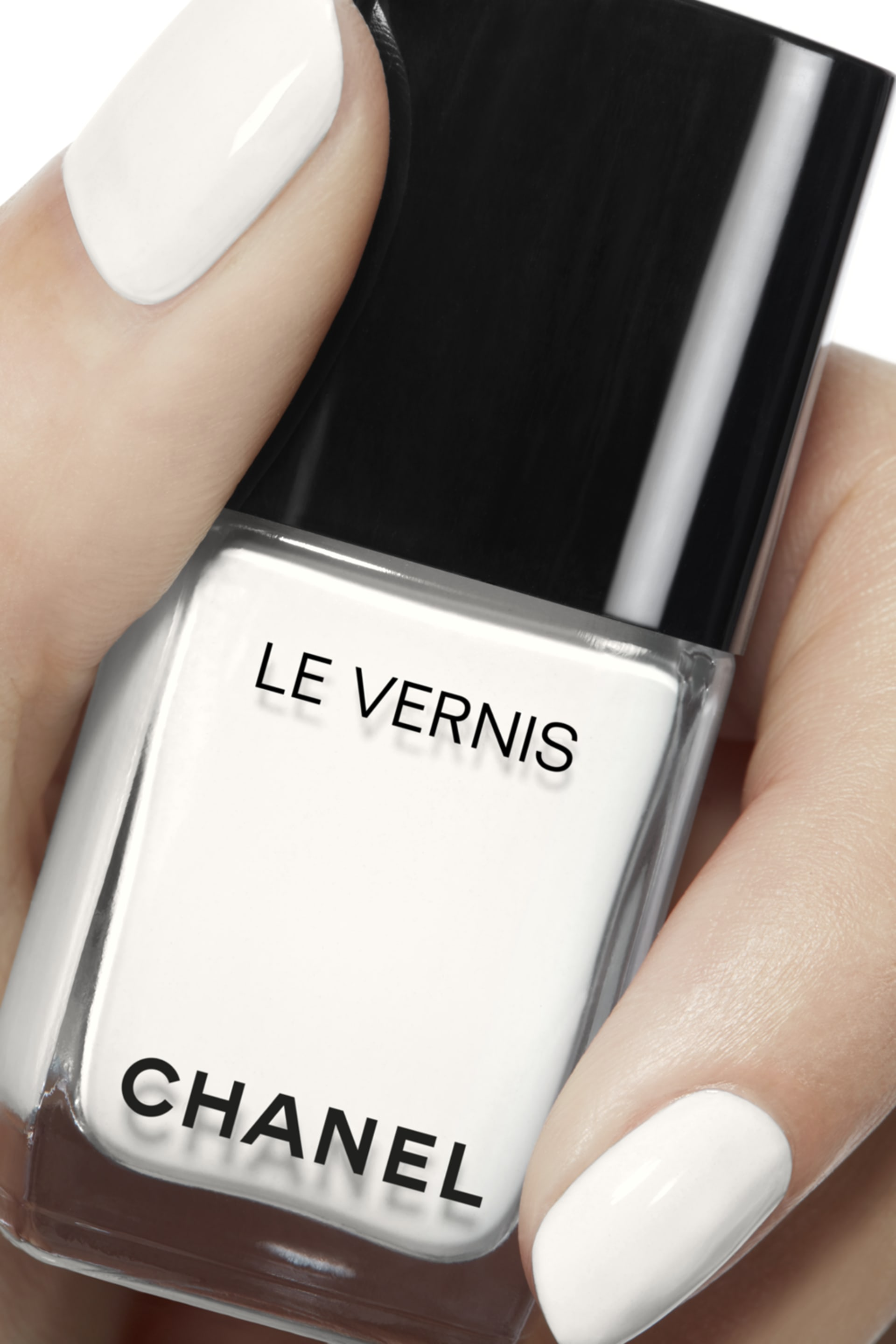 Application makeup visual 2 - LE VERNIS 711 - PURE WHITE
