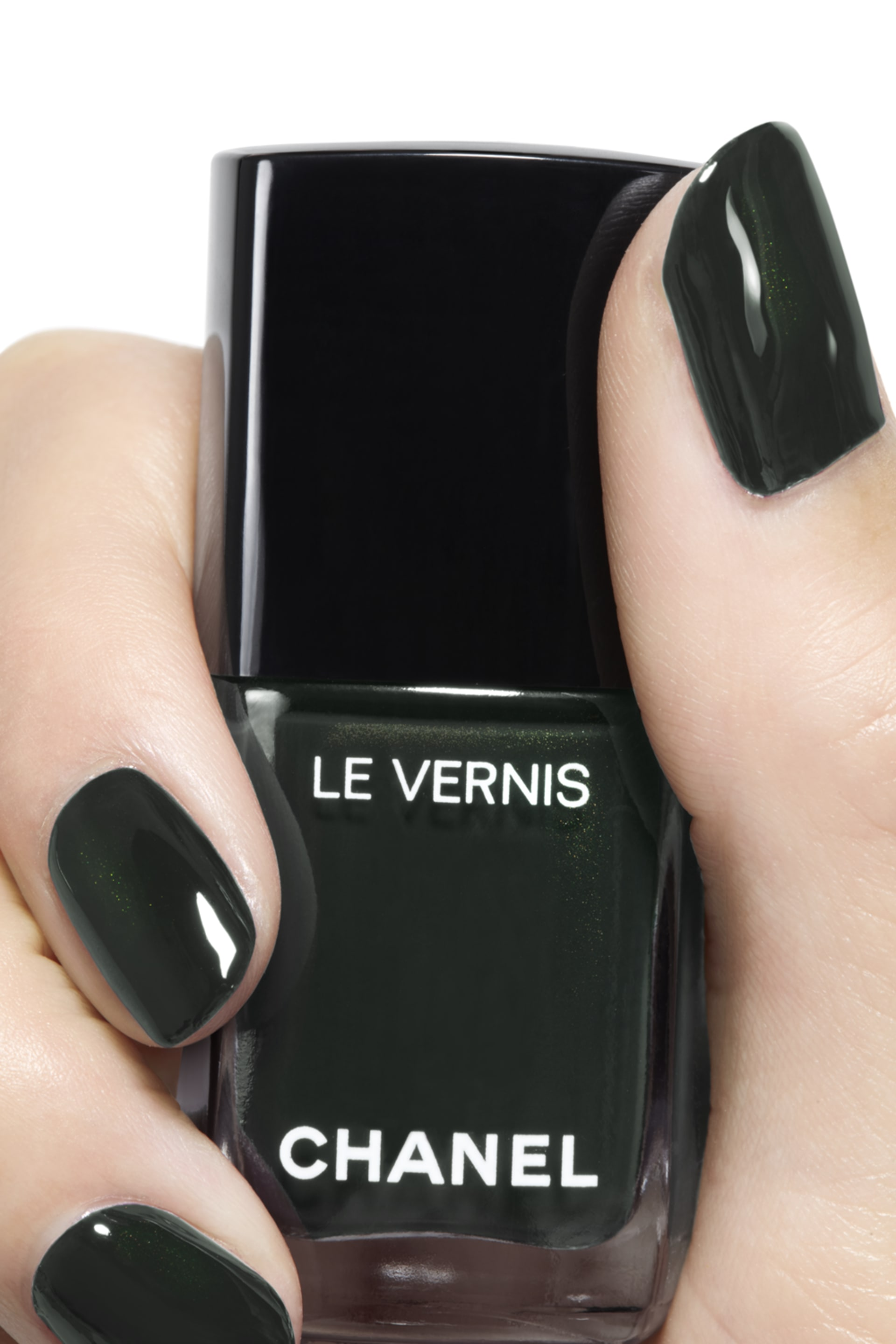 Application makeup visual 2 - LE VERNIS 715 - DEEPNESS