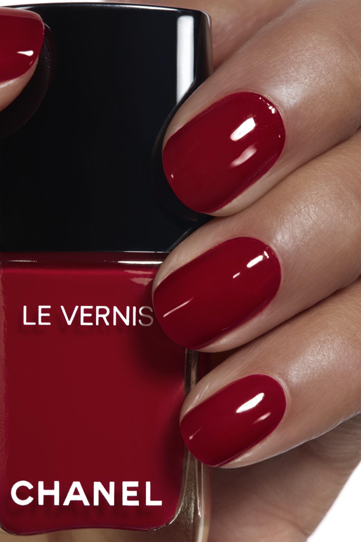 Application makeup visual 1 - LE VERNIS 719 - RICHNESS