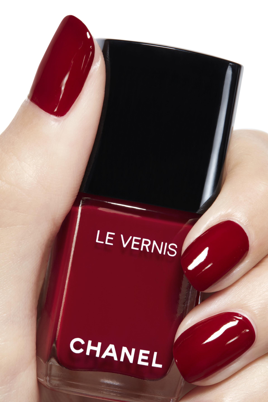 Application makeup visual 2 - LE VERNIS 719 - RICHNESS