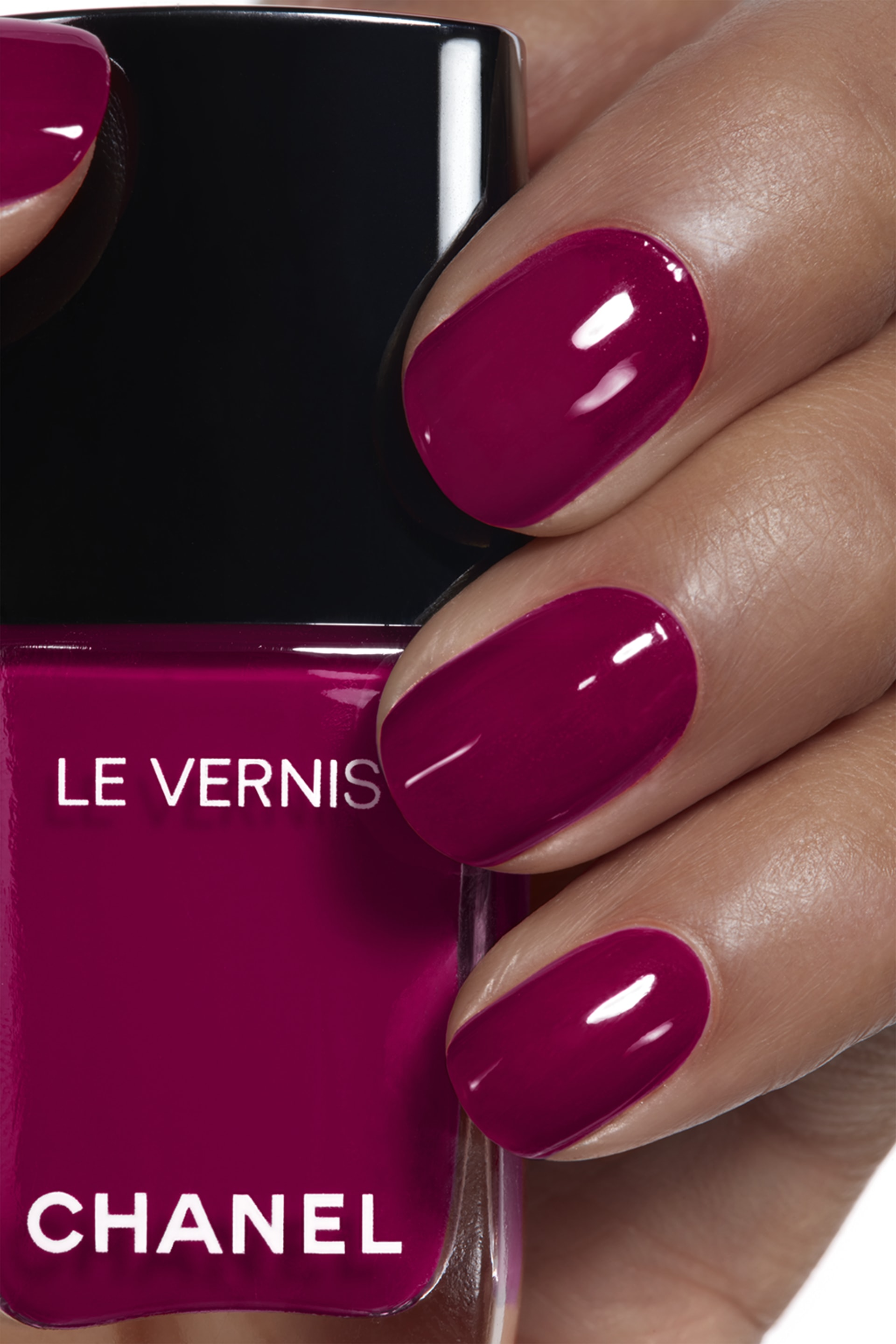Application makeup visual 1 - LE VERNIS 761 - VIBRATION