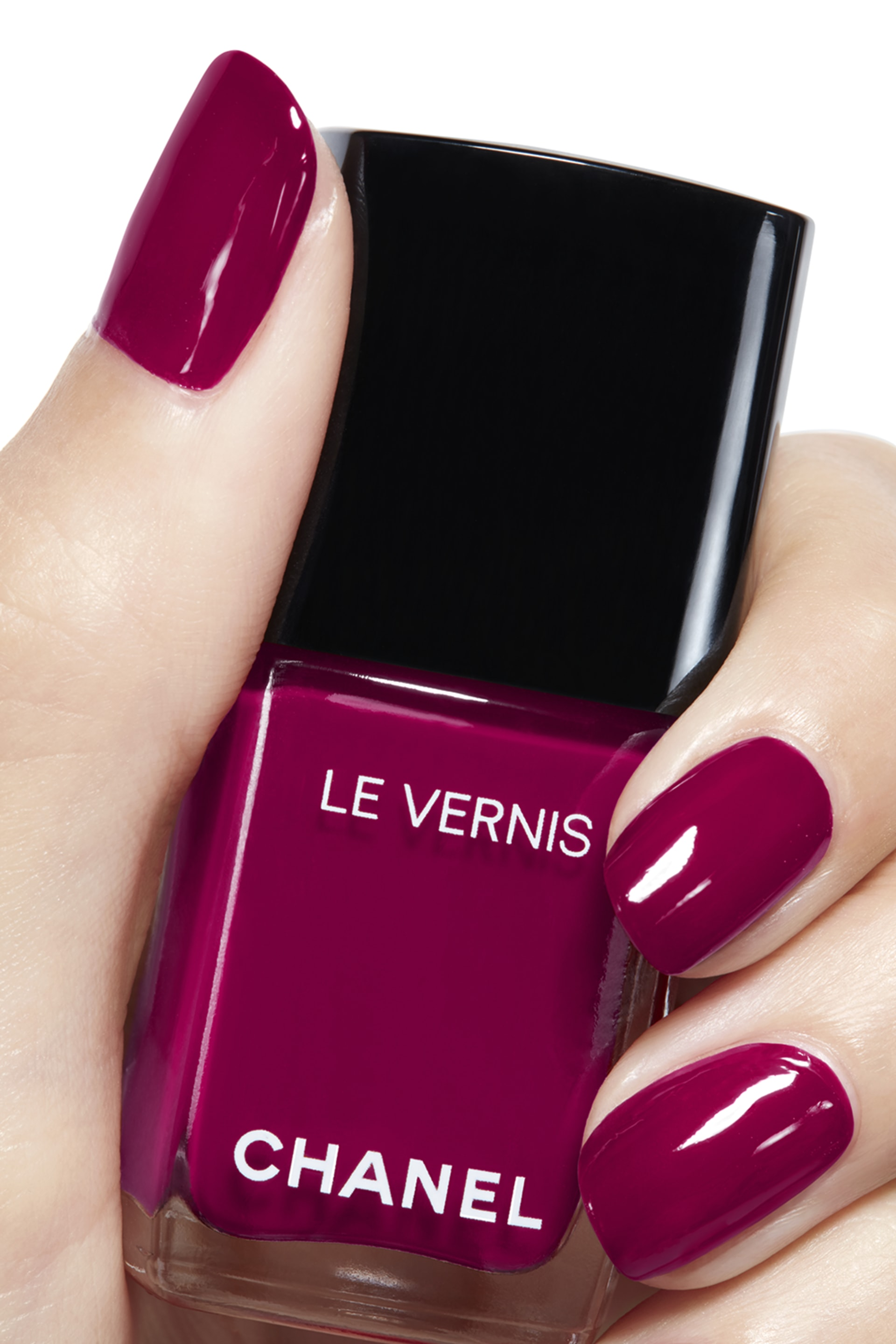 Application makeup visual 2 - LE VERNIS 761 - VIBRATION