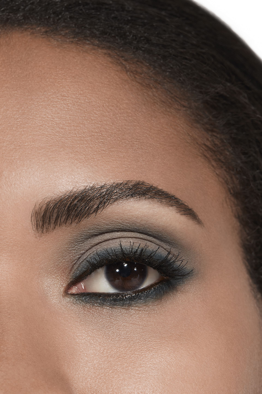 Application makeup visual 2 - LES 4 OMBRES 324 - BLURRY BLUE