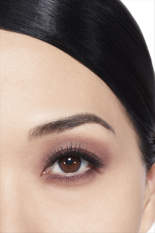 Application makeup visual 1 - LES 4 OMBRES 328 - BLURRY MAUVE