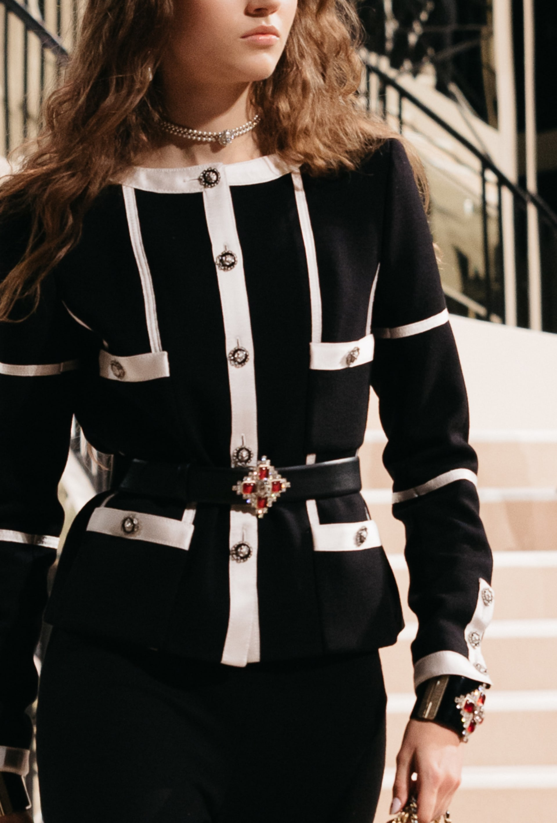 Additional image 1 - Look  9 -  - Métiers d'Art 2019/20