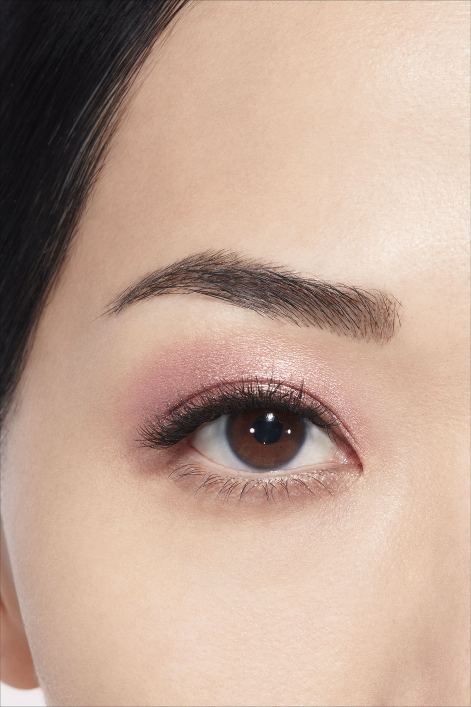 Application makeup visual 1 - OMBRE PREMIÈRE LAQUE 26 - QUARTZ ROSE