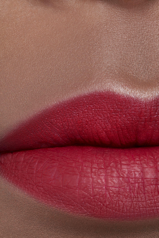 Application makeup visual 2 - POUDRE À LÈVRES 410 - ROSSO POMPEIANO