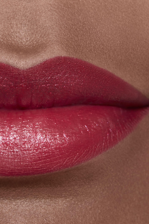 Пример нанесения макияжа 2 - ROUGE ALLURE CAMÉLIA 607 - ROUGE ALLURE CAMÉLIA ROUGE MÉTAL