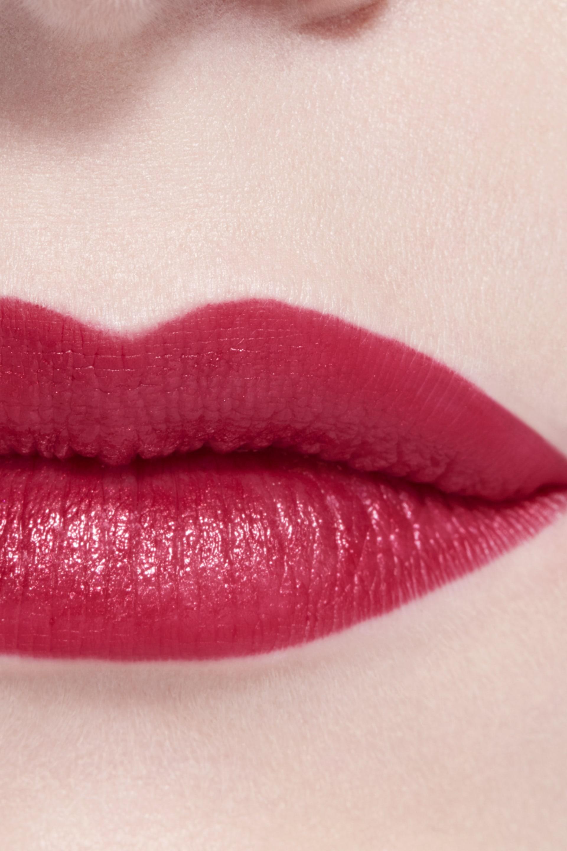 Application makeup visual 3 - ROUGE ALLURE CAMÉLIA 607 - ROUGE ALLURE CAMÉLIA ROUGE MÉTAL