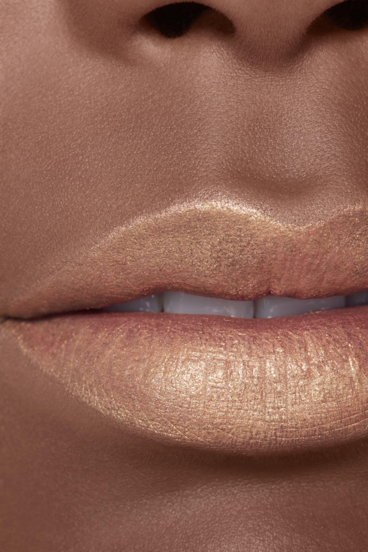 Application makeup visual 2 - ROUGE ALLURE INK 202 - METALLIC BEIGE