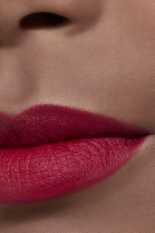 Application makeup visual 2 - ROUGE ALLURE VELVET N°5
