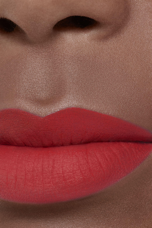 Application makeup visual 2 - ROUGE ALLURE VELVET EXTRÊME 110 - IMPRESSIVE