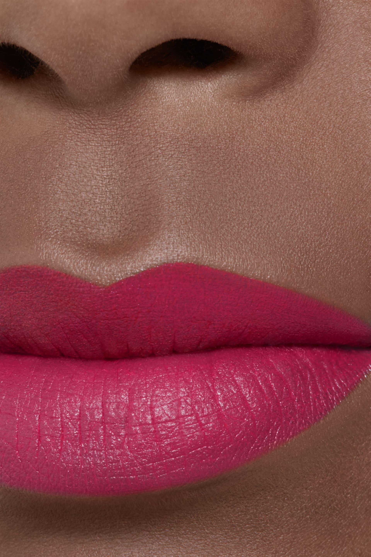 Application makeup visual 2 - ROUGE ALLURE VELVET 72 - INFRAROSE