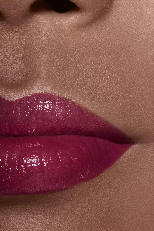 Application makeup visual 2 - ROUGE COCO FLASH 104 - TEMPER