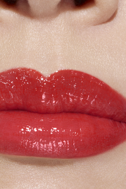 Application makeup visual 1 - ROUGE COCO FLASH 124 - VIBRANT