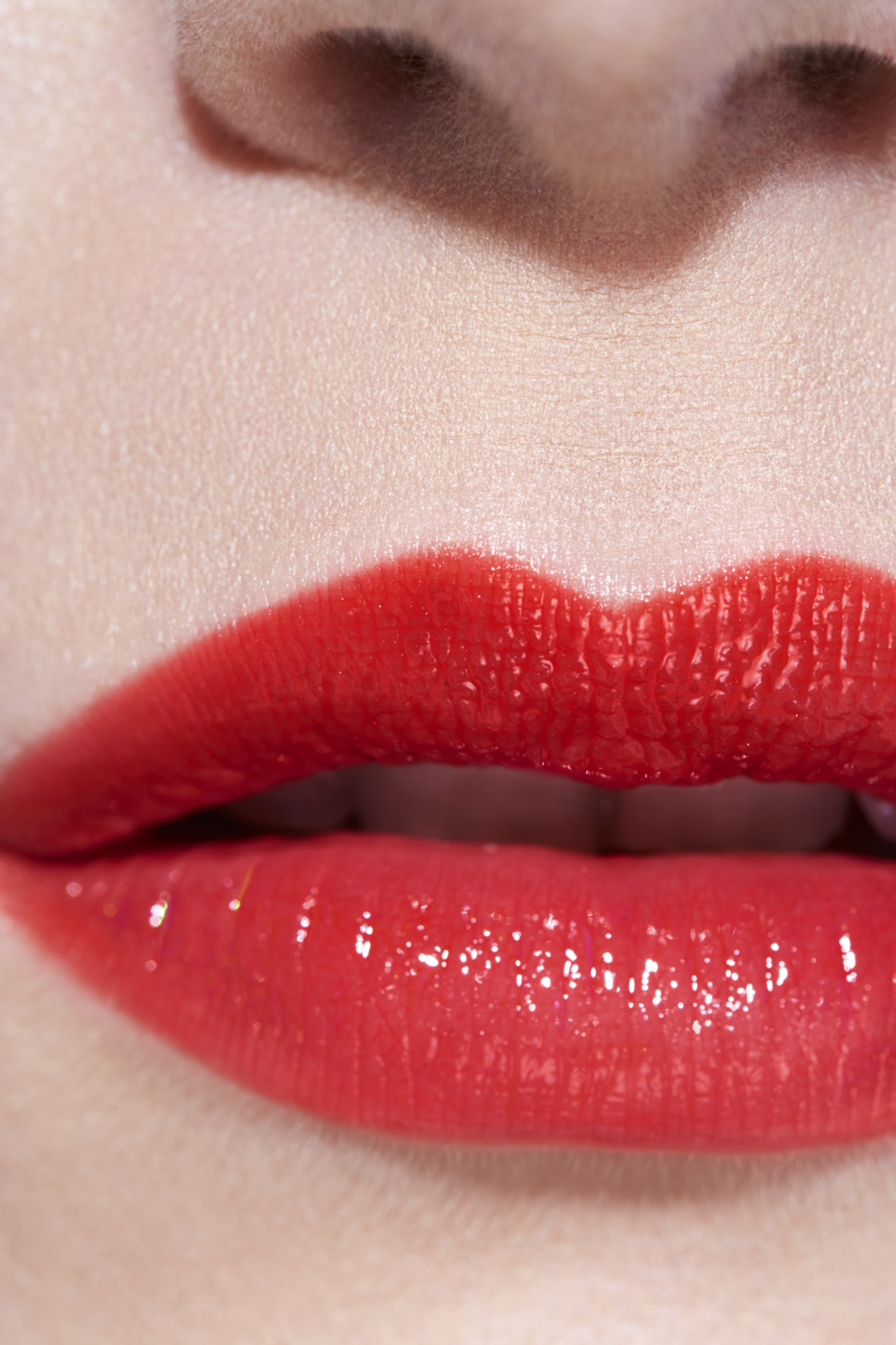 Application makeup visual 3 - ROUGE COCO FLASH 66 - PULSE