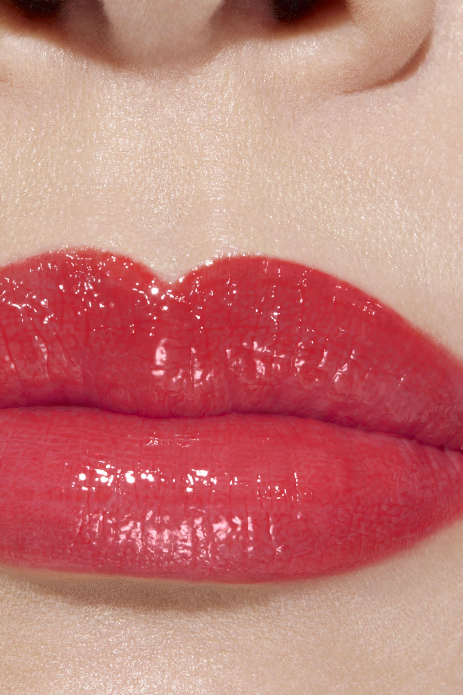 Application makeup visual 1 - ROUGE COCO FLASH 97 - FERVEUR