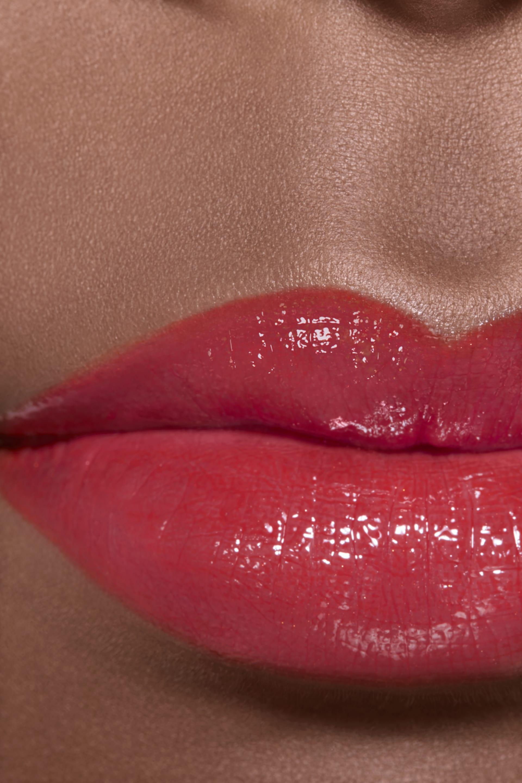Application makeup visual 2 - ROUGE COCO FLASH 97 - FERVEUR