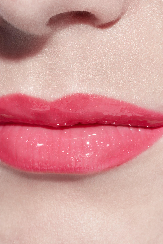 Application makeup visual 3 - ROUGE COCO GLOSS 822 - AURORA