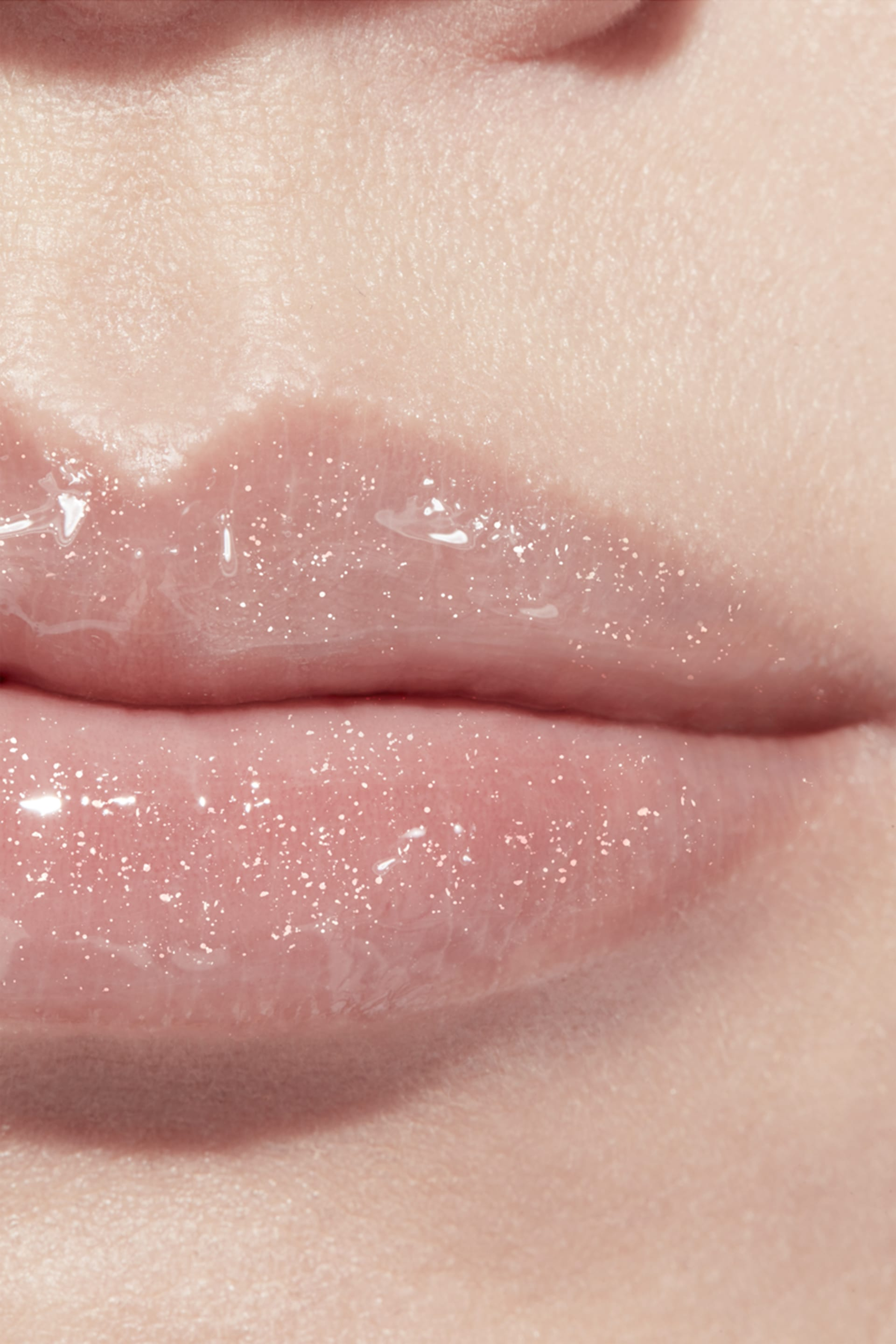 Application makeup visual 1 - ROUGE COCO GLOSS 814 - CRYSTAL CLEAR