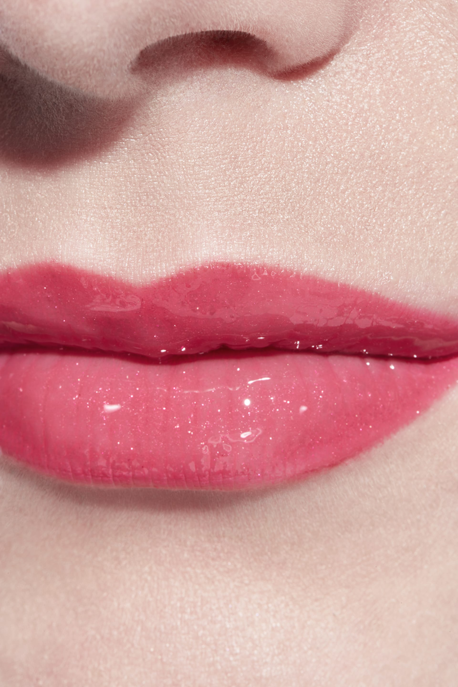 Application makeup visual 3 - ROUGE COCO GLOSS 172 - TENDRESSE