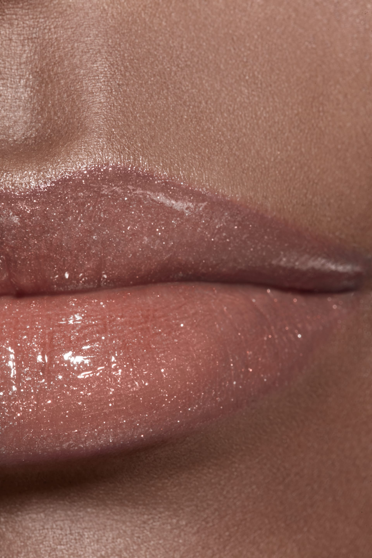 Application makeup visual 2 - ROUGE COCO GLOSS 724 - BURNT SUGAR