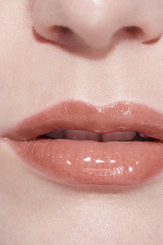 Application makeup visual 3 - ROUGE COCO GLOSS 724 - BURNT SUGAR