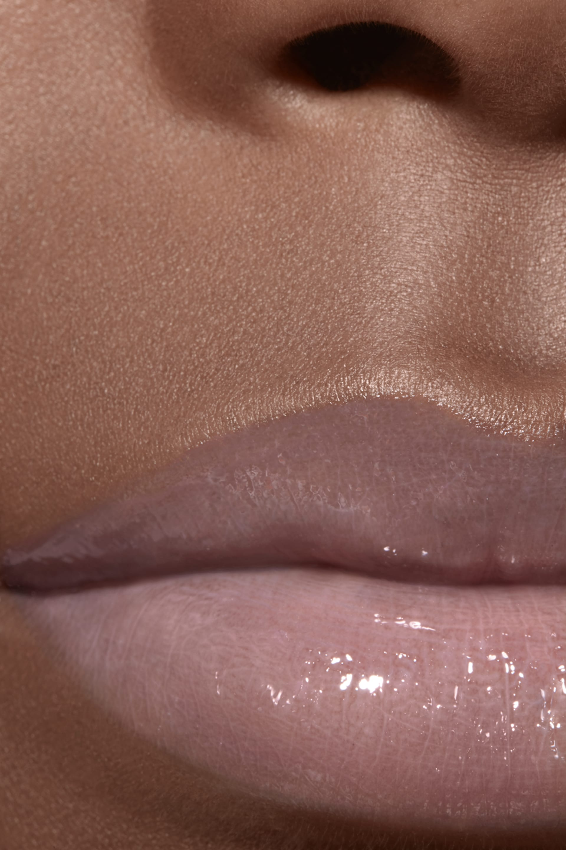 Application makeup visual 2 - ROUGE COCO GLOSS 726 - ICING