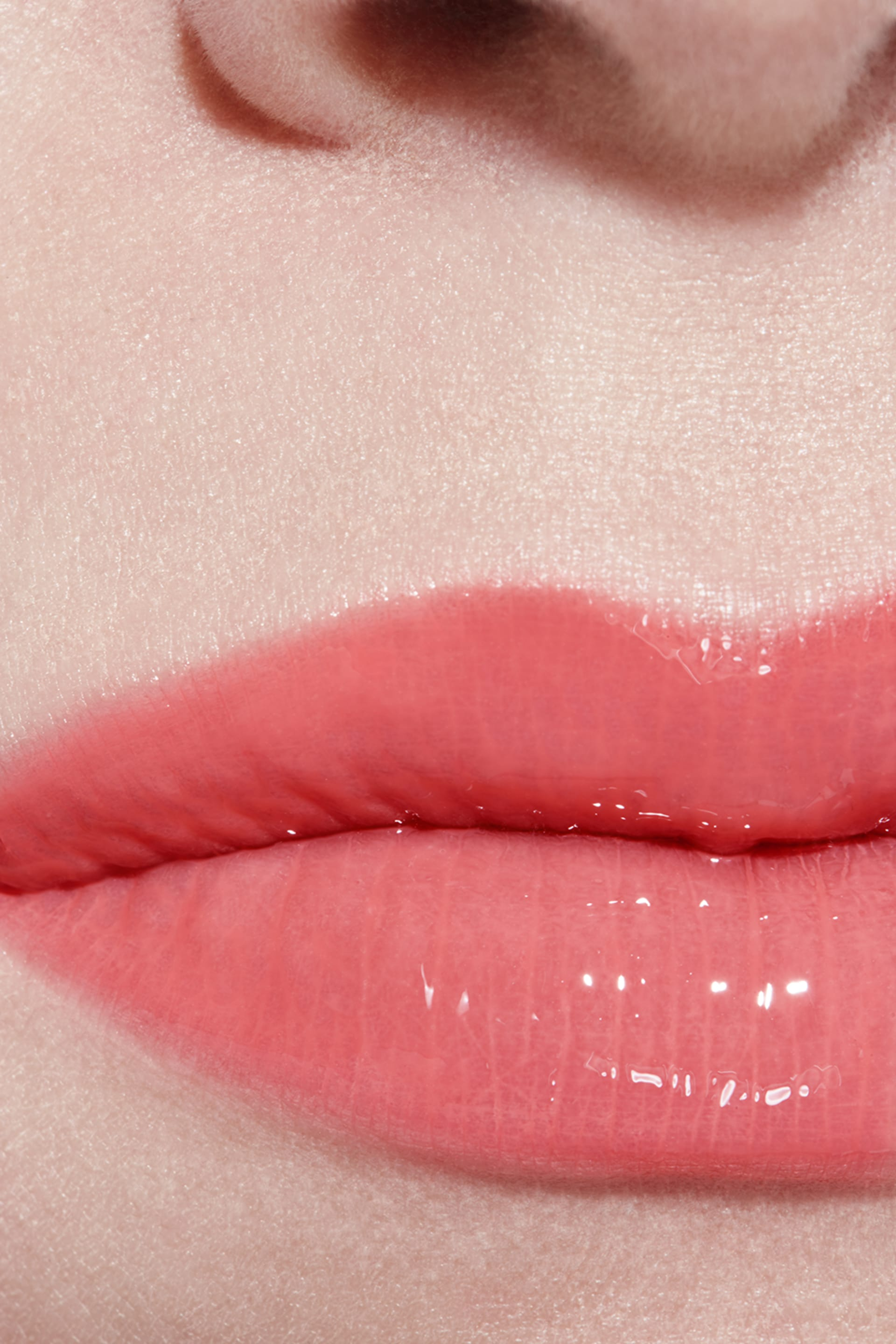 Application makeup visual 3 - ROUGE COCO GLOSS 748 - NECTAR
