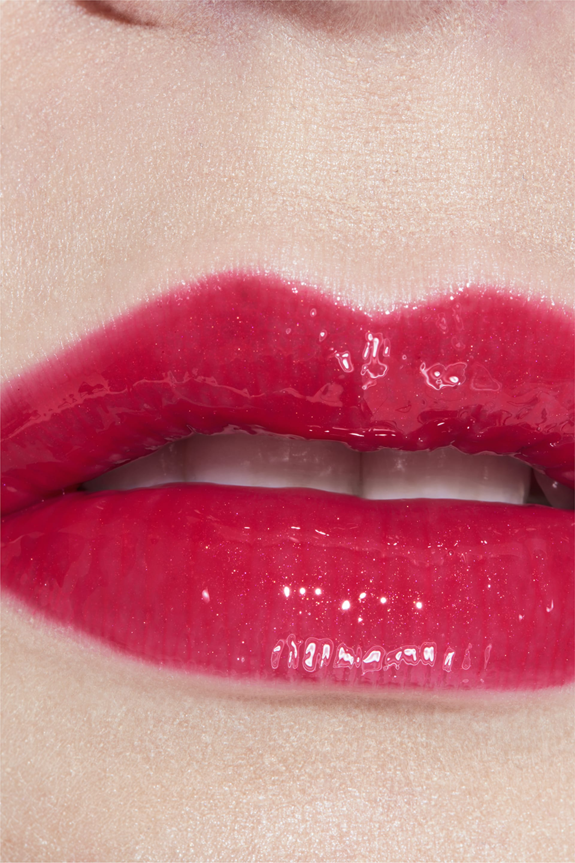 Application makeup visual 3 - ROUGE COCO GLOSS 756 - CHILLI