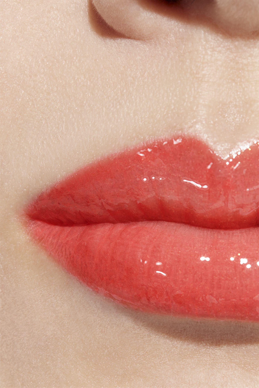 Application makeup visual 1 - ROUGE COCO GLOSS 802 - LIVING ORANGE