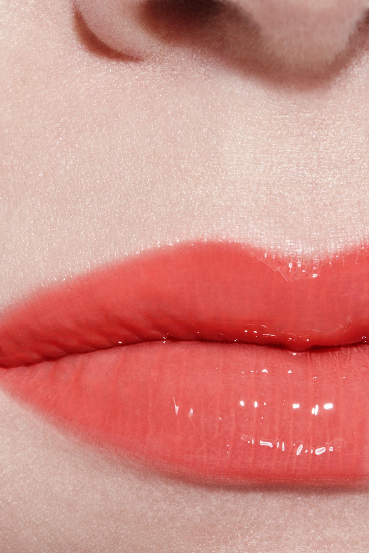Application makeup visual 3 - ROUGE COCO GLOSS 802 - LIVING ORANGE