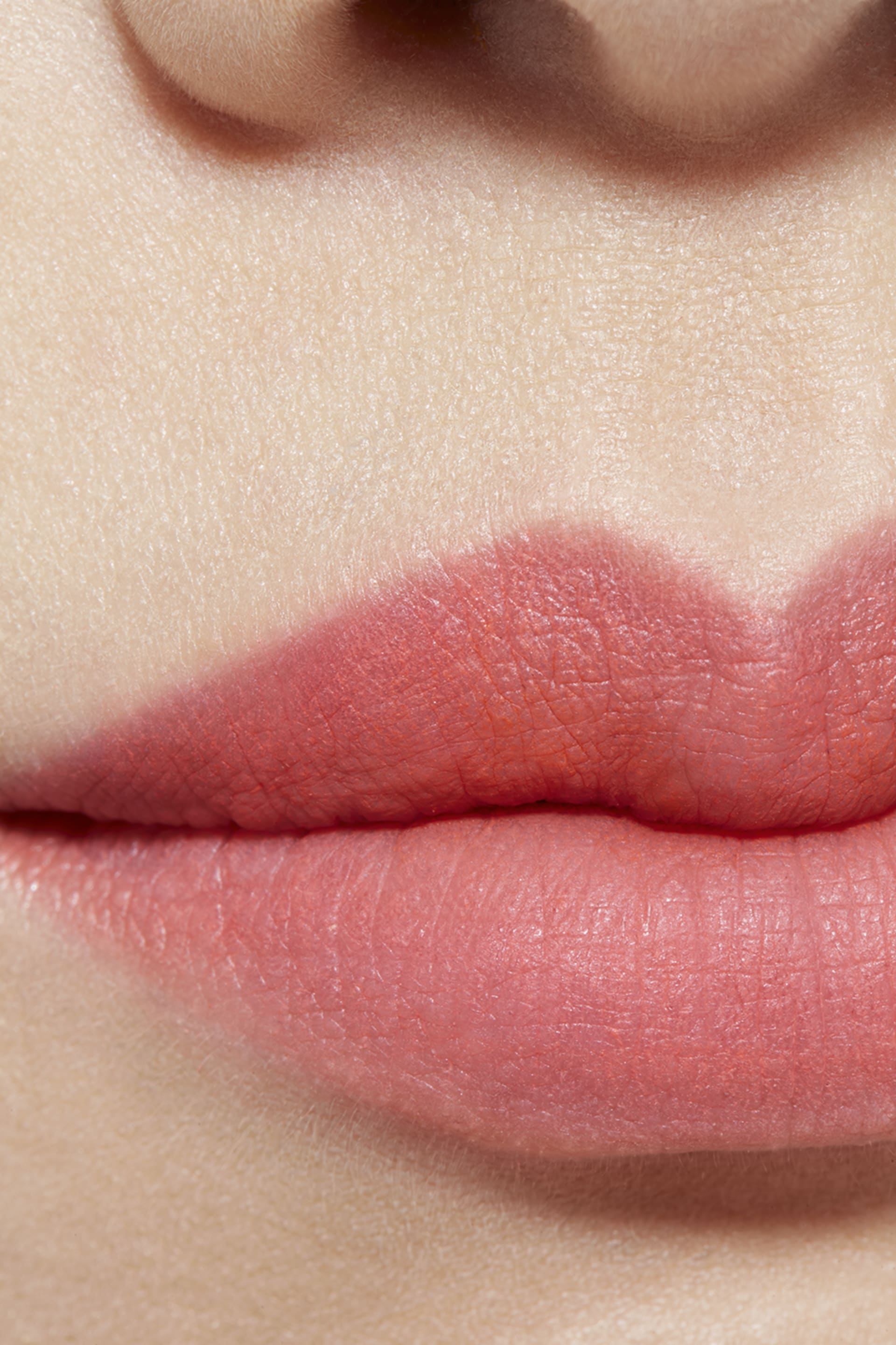 Application makeup visual 1 - ROUGE COCO LIP BLUSH 414 - TENDER ROSE