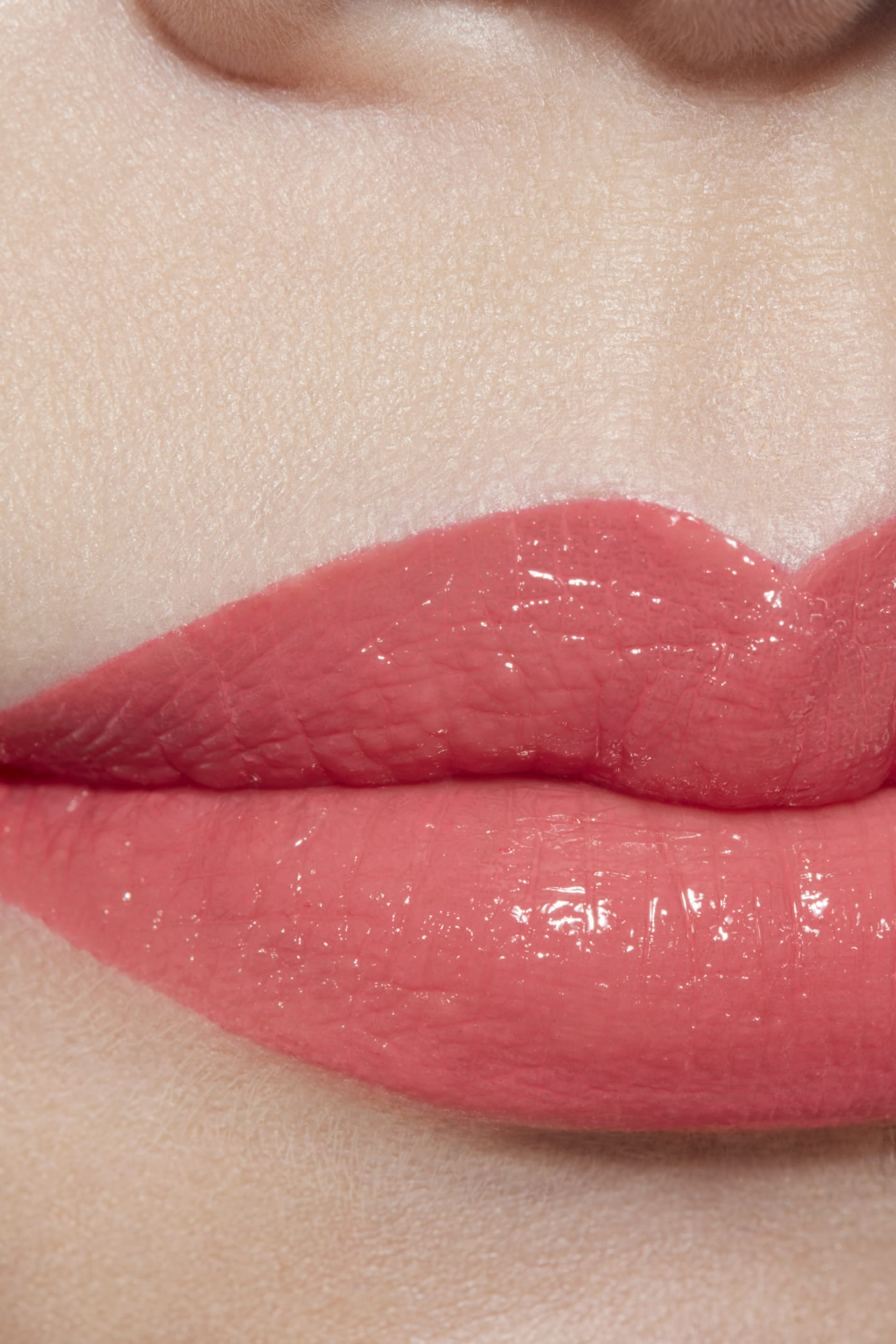 Application makeup visual 1 - ROUGE COCO 486 - AMI