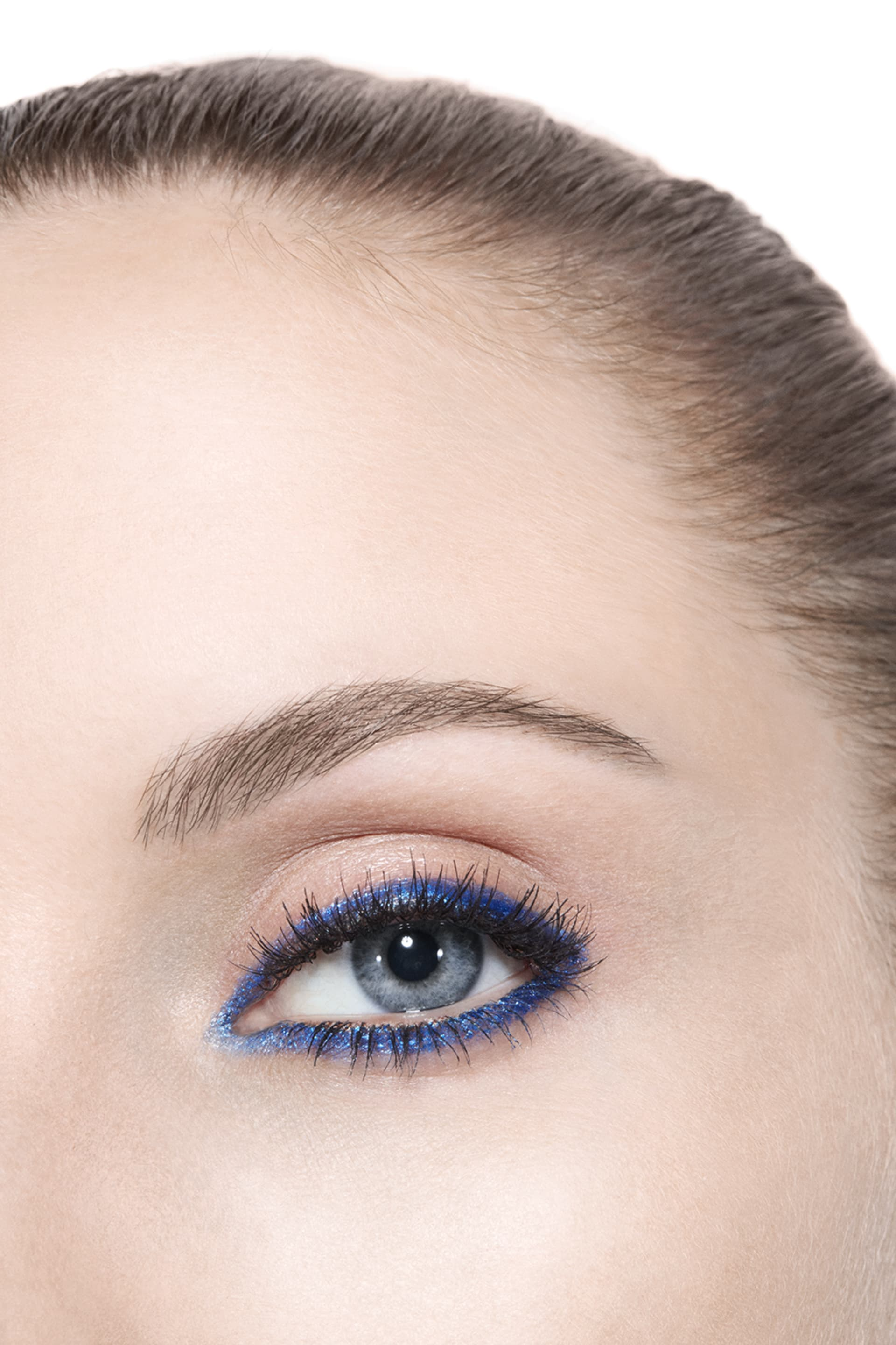 Application makeup visual 3 - STYLO YEUX WATERPROOF 924 - FERVENT BLUE