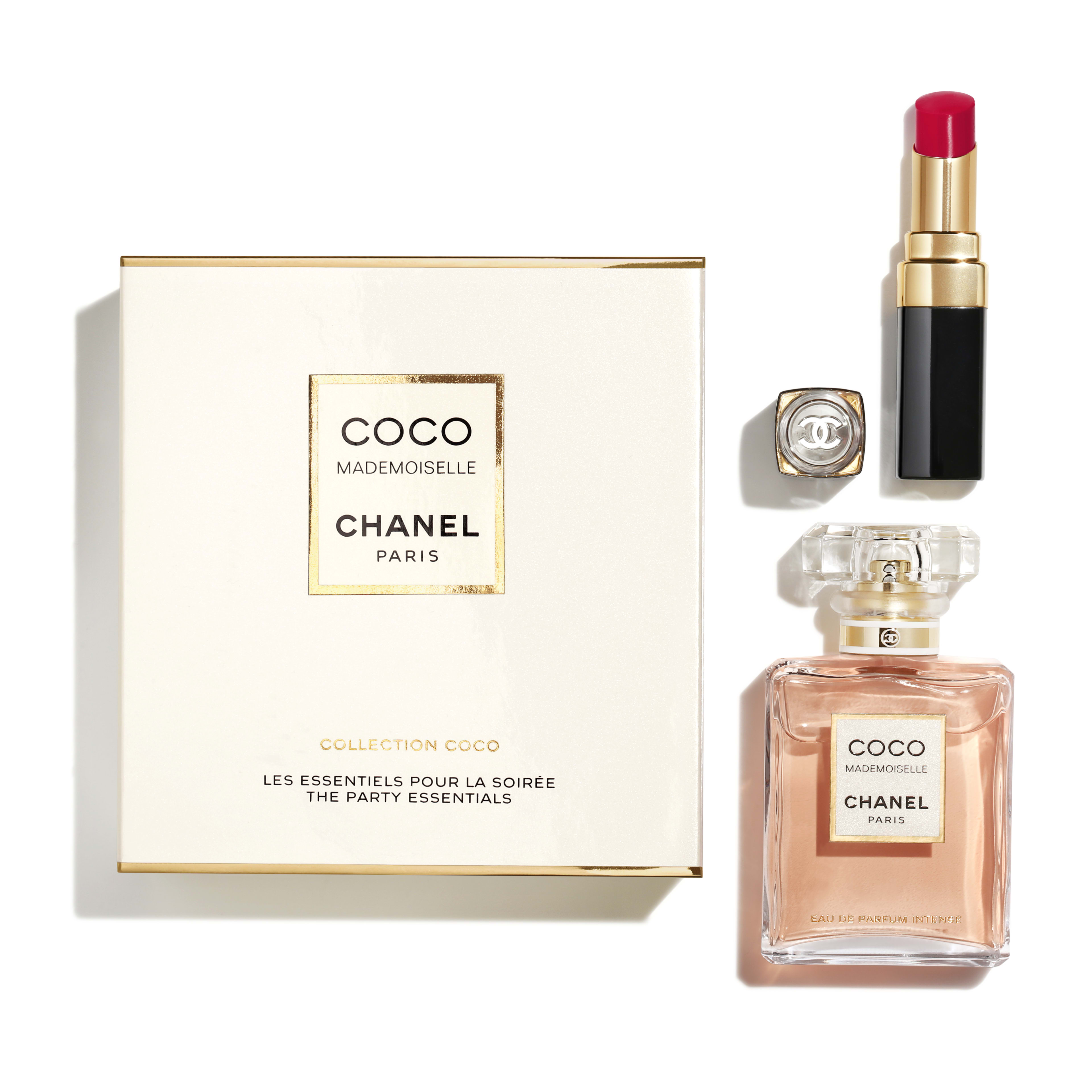 Coco Mademoiselle - Cologne & Fragrance   CHANEL