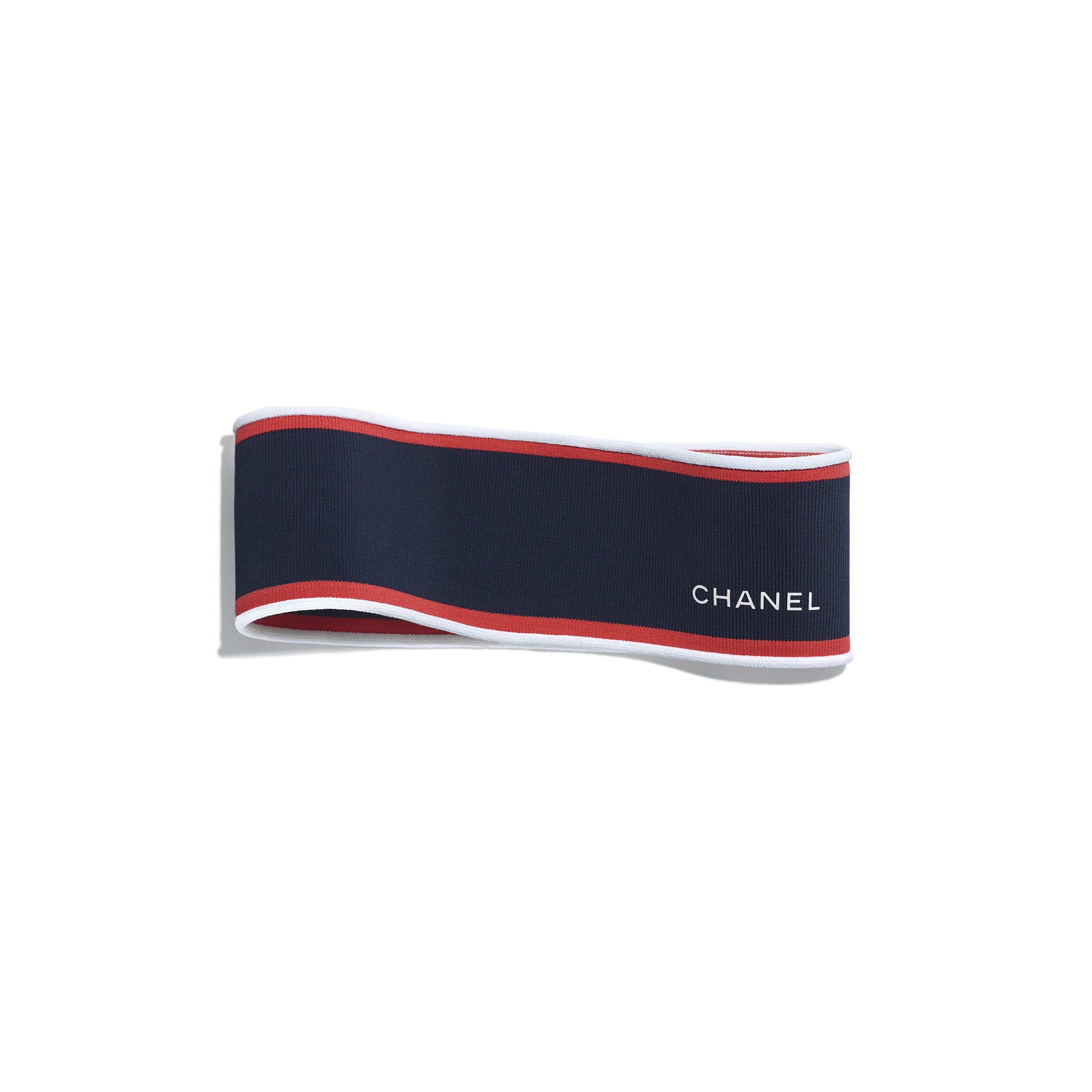 Mixed Fibers Navy Blue Headband  495988b0c4d
