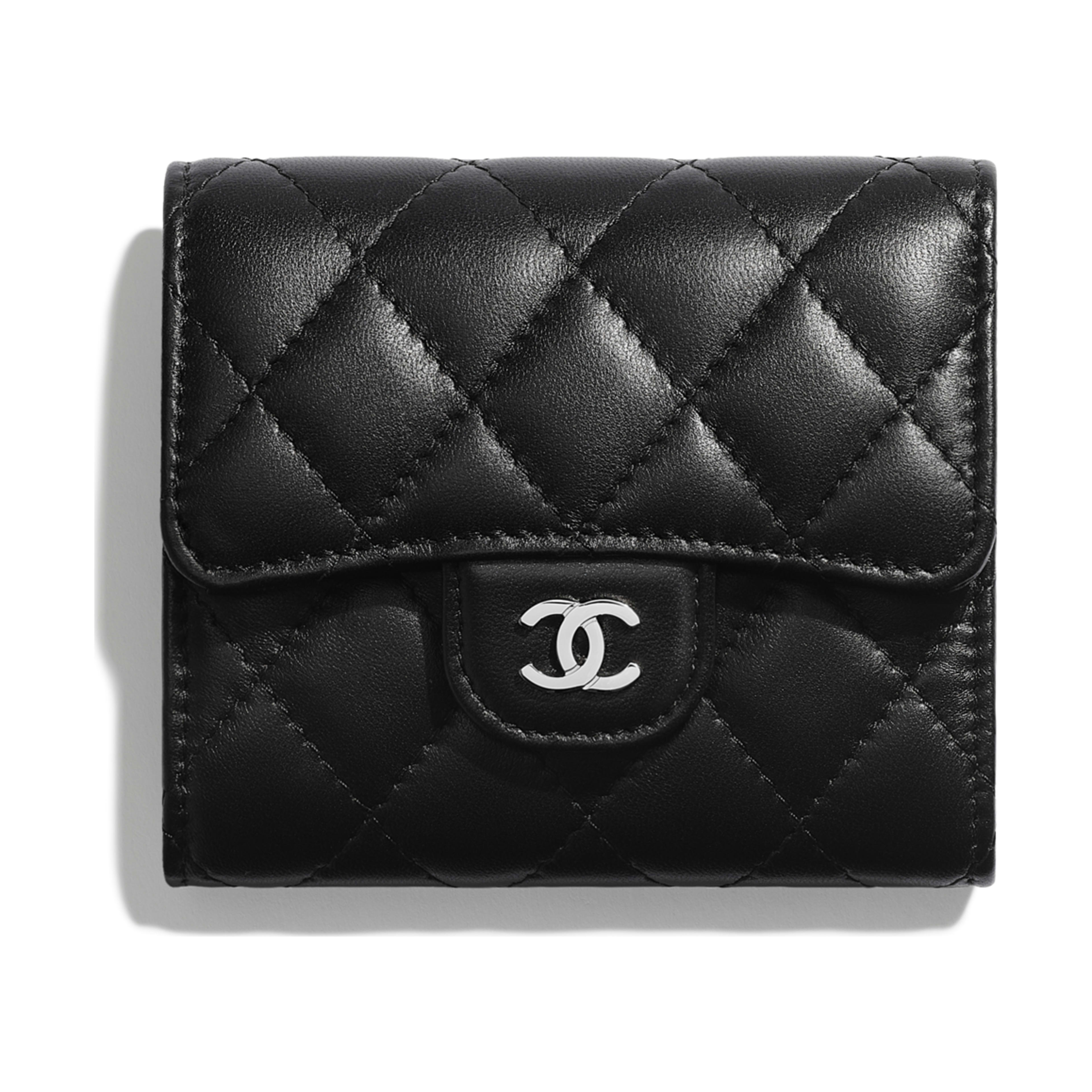 d5651d0be657 Chanel Classic Small Wallet Black | Stanford Center for Opportunity ...