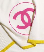Ecru, Yellow & Pink