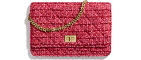 Brieftasche 2.55 mit Kette - Vorkollektion Frühjahr-Sommer 2020