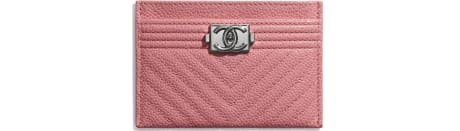 BOY CHANEL Card Holder - Spring-Summer 2020 Pre-Collection