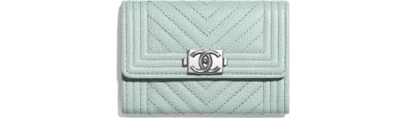 BOY CHANEL Flap Card Holder - Spring-Summer 2020 Pre-Collection
