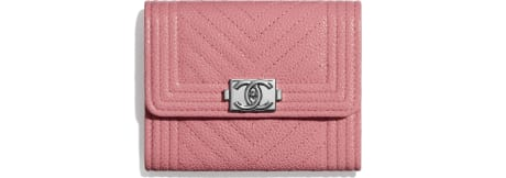 BOY CHANEL Flap Coin Purse - Spring-Summer 2020 Pre-Collection