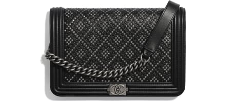BOY CHANEL Wallet On Chain - Spring-Summer 2020 Pre-Collection