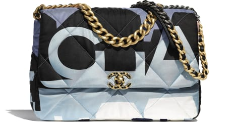 CHANEL 19 Maxi Flap Bag - Spring-Summer 2020