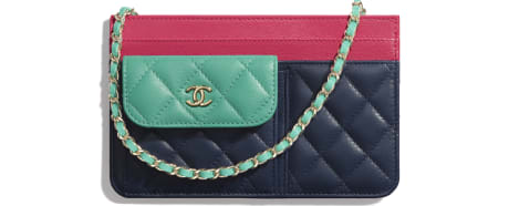 Clutch With Chain - Cruise 2019/20