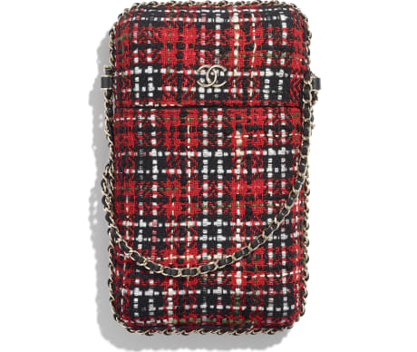 Clutch With Chain - Spring-Summer 2020
