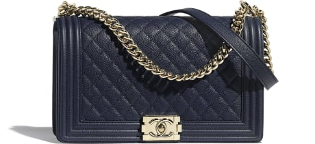 Large BOY CHANEL Handbag - Cruise 2019/20